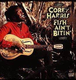 Used CD Corey Harris- Fish Ain't Bitin'