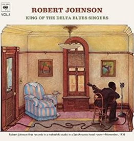Used CD Robert Johnson- King Of The Delta Blues Singers