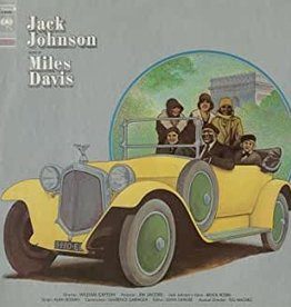 Used CD Miles Davis- A Tribute To Jack Johnson