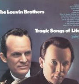 Used CD The Louvin Brothers- Tragic Songs Of Life