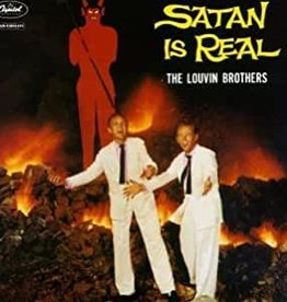 Used CD The Louvin Brothers- Satan Is Real