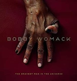 Used CD Bobby Womack- The Bravest Man In the Universe
