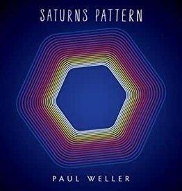 Used CD Paul Weller- Saturns Pattern