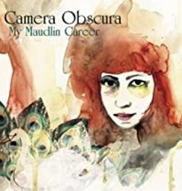 Used CD Camera Obscura- My Maudlin Career
