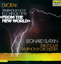 Used Vinyl Dvorak- Symphony No. 9 In E Minor, Op. 95
