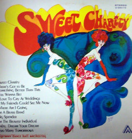 Used Vinyl Sweet Charity Soundtrack