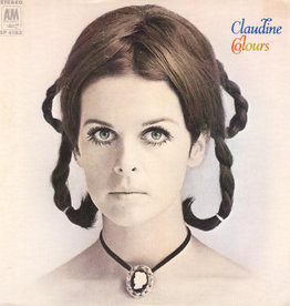 Used Vinyl Claudine Longet- Colours