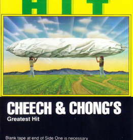 Used Cassette Cheech & Chong- Greatest Hit