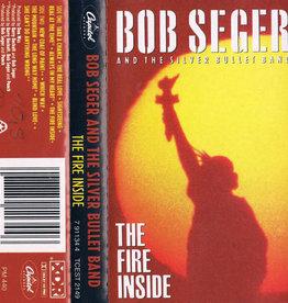 Used Cassette Bob Seger- The Fire Inside