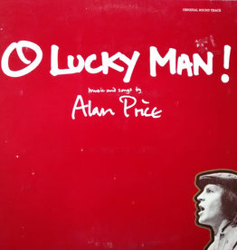 Used Vinyl Alan Price- O Lucky Man!
