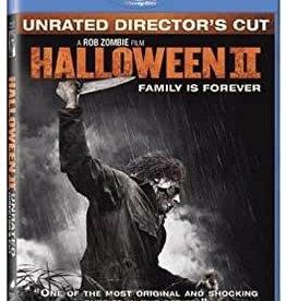 Used BluRay Halloween II (Rob Zombie Ver.)