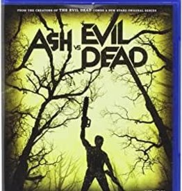 Used BluRay Ash Vs Evil Dead Complete First Season
