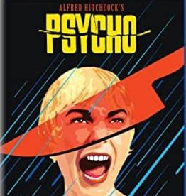 Used BluRay Psycho