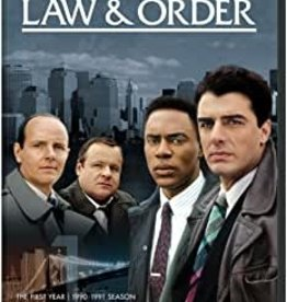 Used DVD Law & Order The First Year
