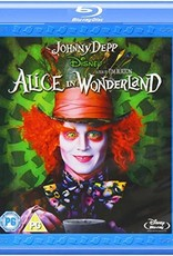 Used BluRay Alice In Wonderland (Tim Burton Ver.)