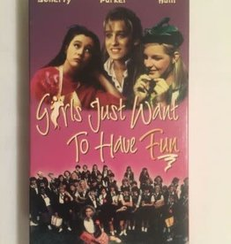 Used VHS Girls Just Want To Have Fun