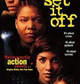 Used VHS Set It Off
