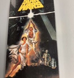 Used VHS Star Wars