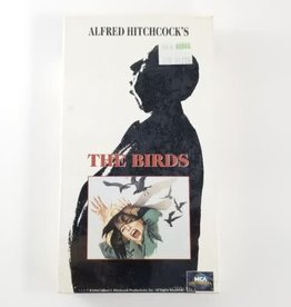 Used VHS The Birds