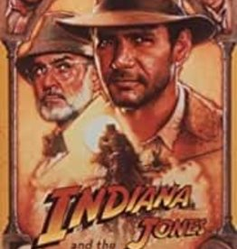Used VHS Indiana Jones And The Last Crusade