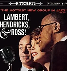 Used CD Lambert, Hendricks and Ross- The Hottest New Group In Jazz