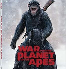 Used BluRay War For The Planet Of The Apes