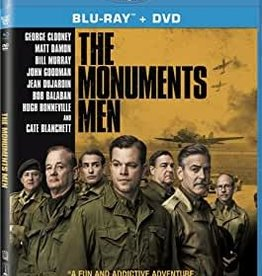 Used BluRay The Monuments Men