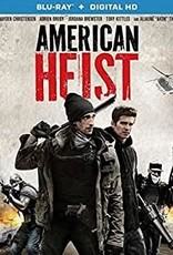 Used BluRay American Heist