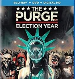 Used BluRay The Purge: Election Year