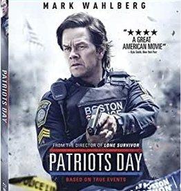 Used BluRay Patriots Day