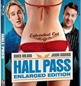 Used BluRay Hall Pass