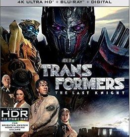 Used BluRay Transformers: The Last Knight (4K)