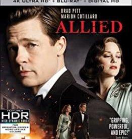 Used BluRay Allied (4K)