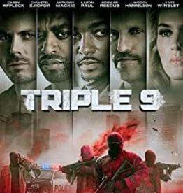 Used BluRay Triple 9