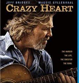 Used BluRay Crazy Heart