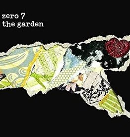 Used CD Zero 7- The Garden