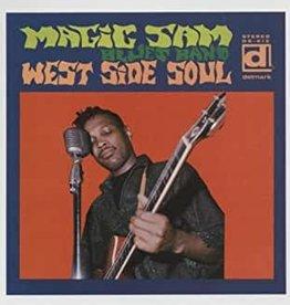 Used CD Magic Sam Blues Band- West Side Soul