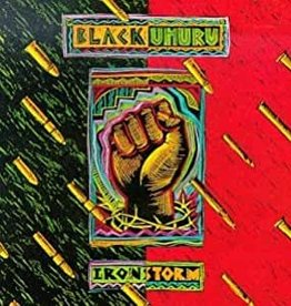 Used CD Black Uhuru- Ironstorm