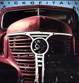 Used CD Sick of it All- Built to Last