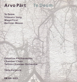Used CD Arvo Part- Te Deum