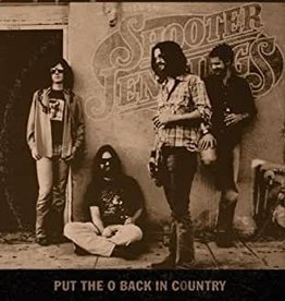 Used CD Shooter Jennings- Put The O Back In Country