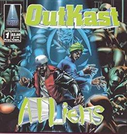 Used CD Outkast- ATLiens
