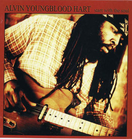 Used CD Alvin Youngblood Hart- Start With The Soul