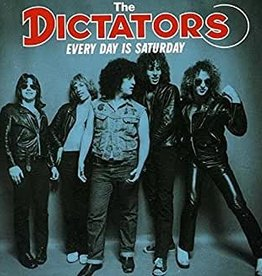 Used CD The Dictators- Every Day Is Saturday