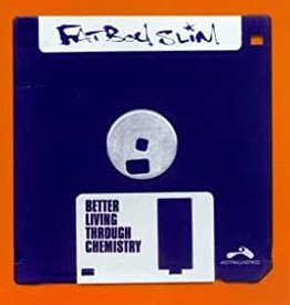 Used CD Fatboy Slim- Better Living Through Chemistry