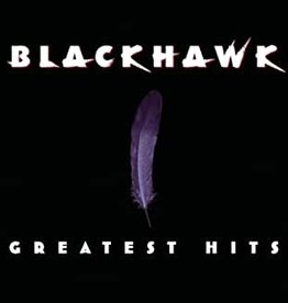 Used CD BlackHawk- Greatest Hits
