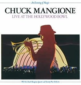 Used CD Chuck Mangione- Live At The Hollywood Bowl