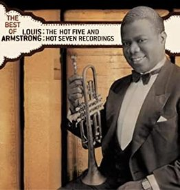 Used CD Louis Armstrong- Hot Five And Hot Seven Recordings