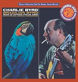 Used CD Charlie Byrd- Brazilian Byrd