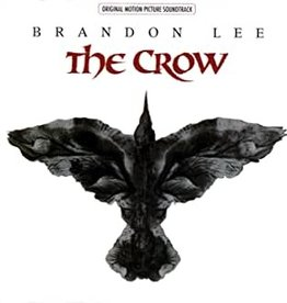 Used CD The Crow Soundtrack